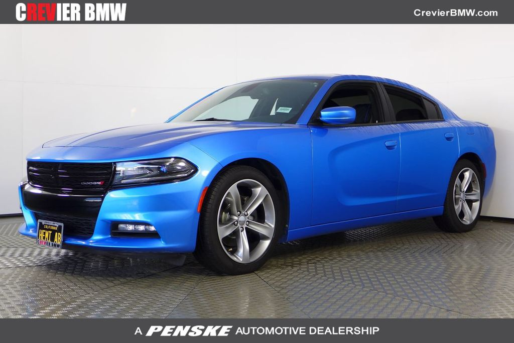 Pre-Owned 2015 Dodge Charger 4dr Sedan Road/Track RWD