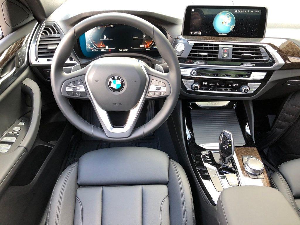 New 2020 BMW X4 xDrive30i Sports Activity