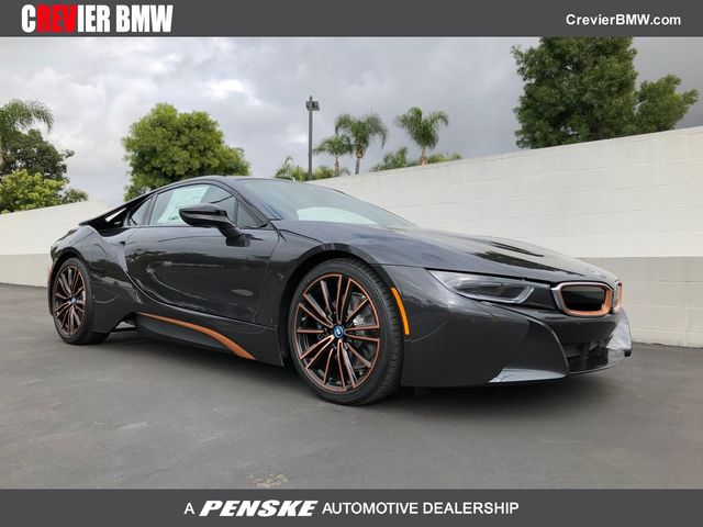 New 2020 BMW i8 2DR CPE