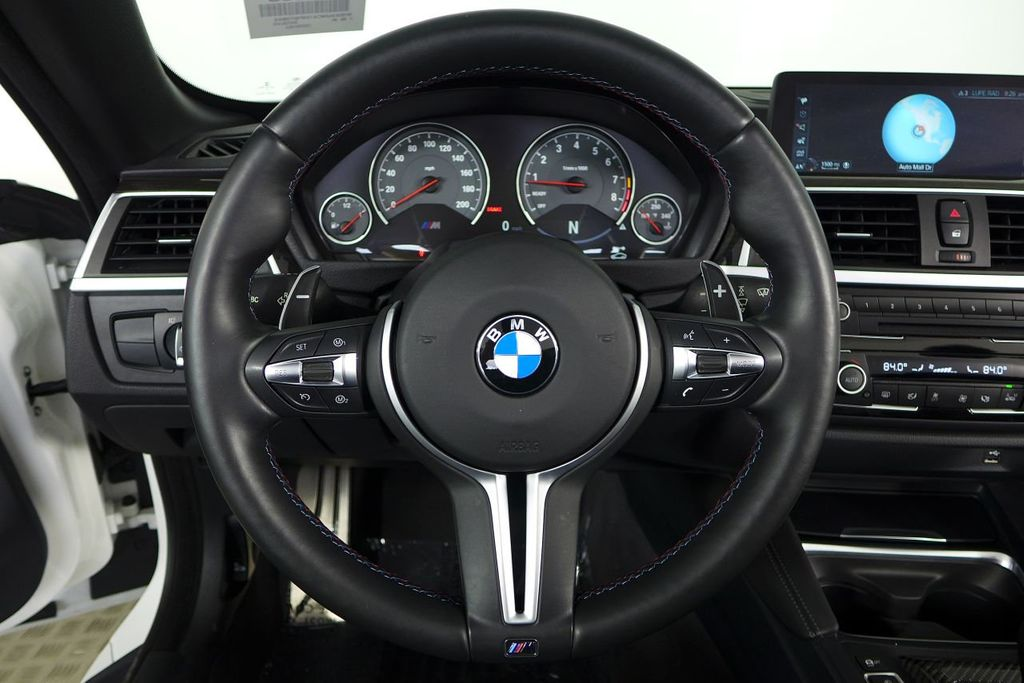 Pre-Owned 2017 BMW M4 CONVERTIBLE