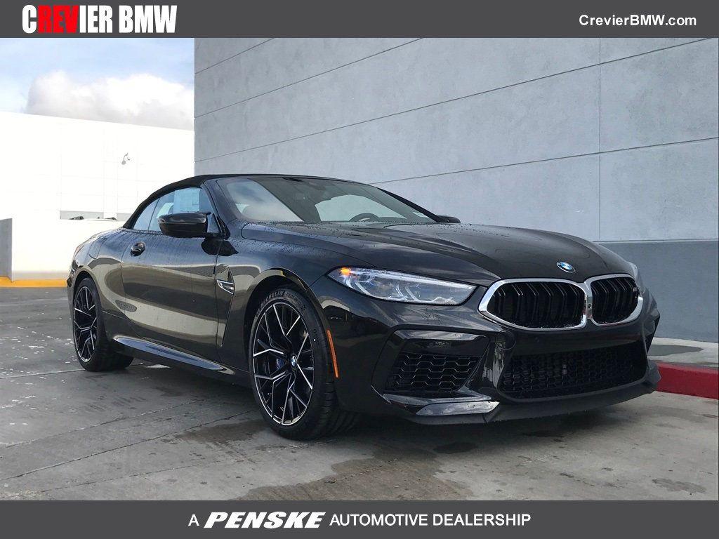 New 2020 BMW M8 CONV