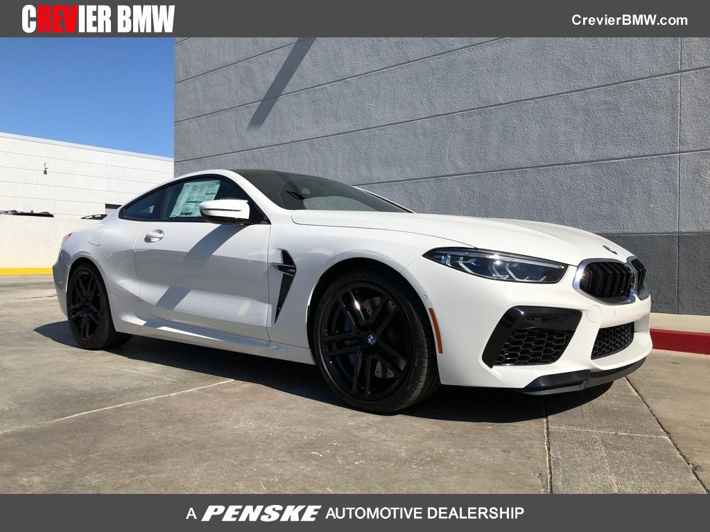 New 2020 BMW M8 CPE 2DR CPE