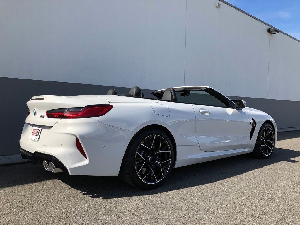 New 2020 BMW M8 CNV 2DR CONV