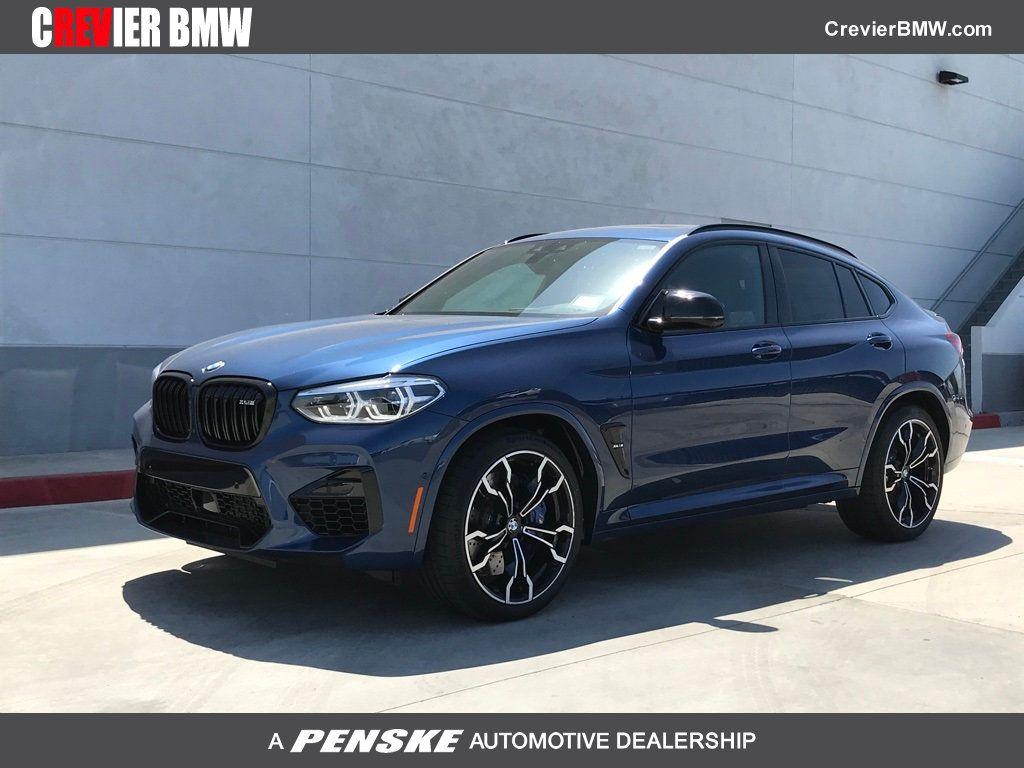 New 2020 BMW X4 M COMP SAV