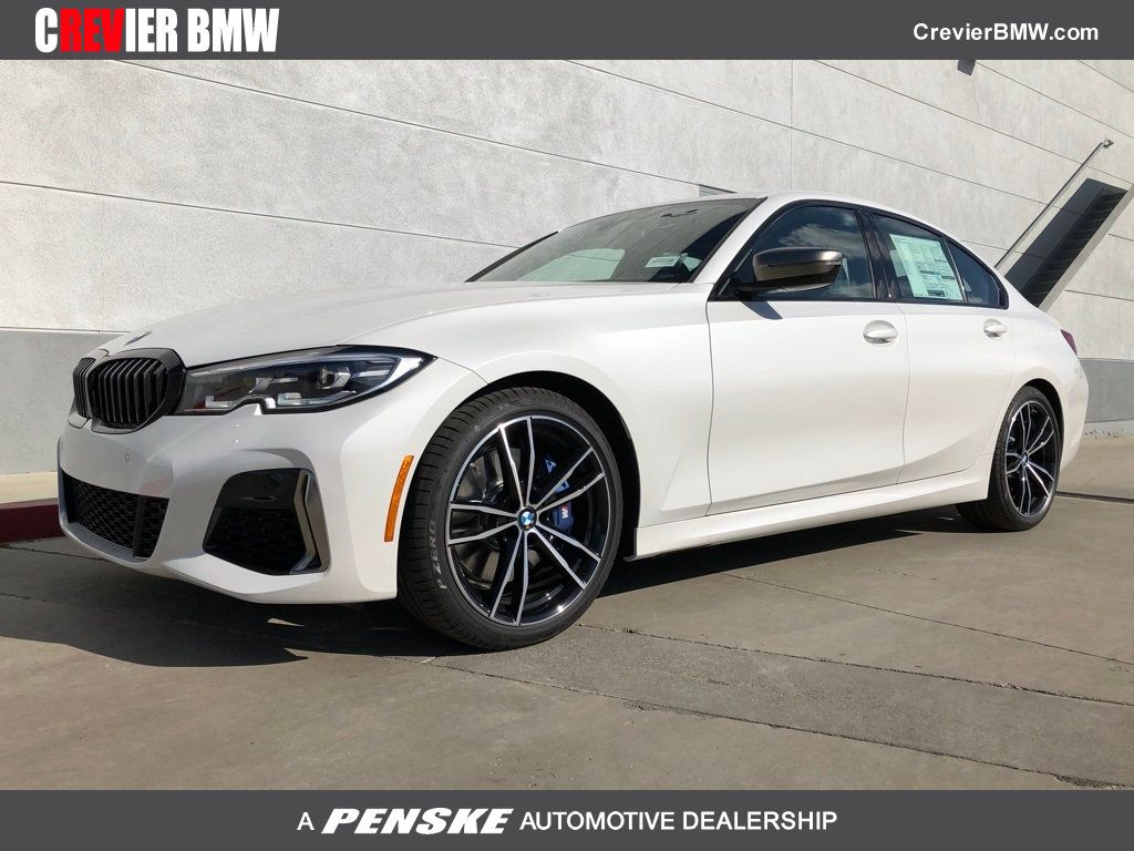 New 2020 BMW 3 Series M340i North America