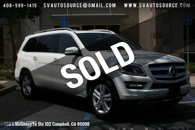 2013 Used Mercedes-Benz GL-Class GL450 4MATIC at Silicon Valley Auto Source  Serving Campbell, CA, IID 17890712