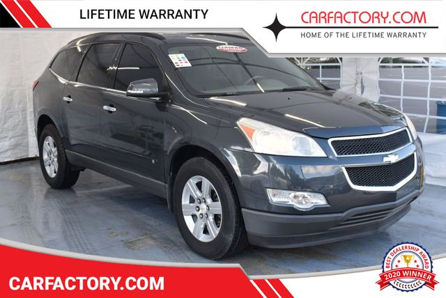 2010 Used Chevrolet Traverse Fwd 4dr Lt W 1lt At Car Factory Outlet