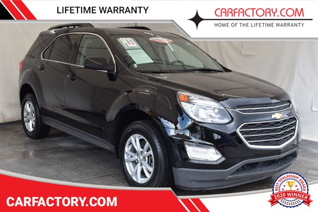 2017 Chevrolet Equinox Fwd 4dr Lt W 1lt 17401613 Video 1