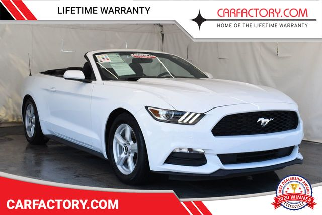 2016 Ford Mustang 2dr Convertible V6 17425347 Video 1