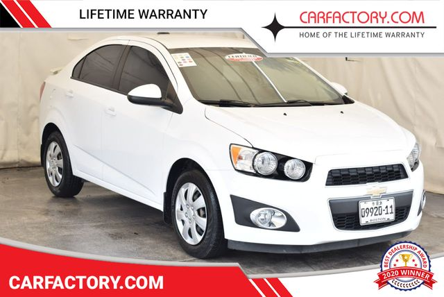 2016 Used Chevrolet Sonic 4dr Sedan Automatic LS at Car Factory Outlet  Serving Miami-Dade, Broward, Palm Beach, Collier and Monroe County, FL, IID