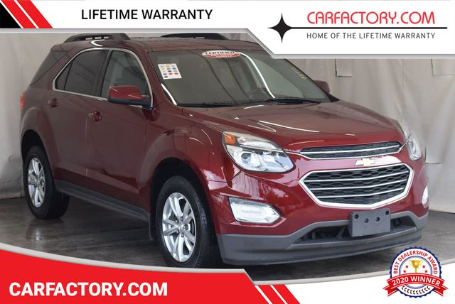 2016 Used Chevrolet Equinox FWD 4dr LT at Car Factory Outlet Serving  Miami-Dade, Broward, Palm Beach, Collier and Monroe County, FL, IID 17875142