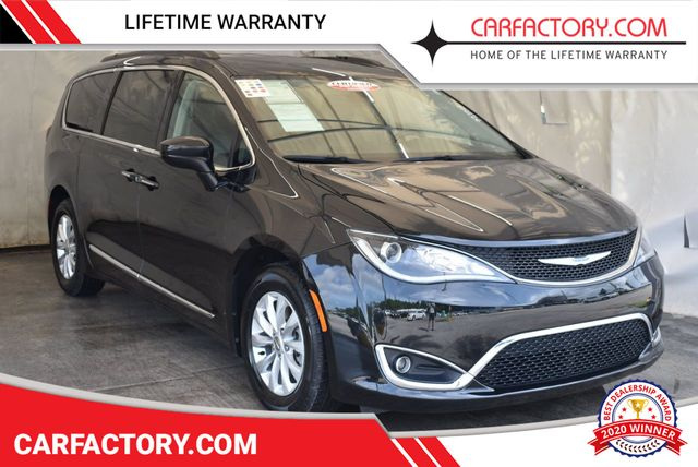 2017 Chrysler Pacifica Touring L 4dr Wagon 17958532 Video 1