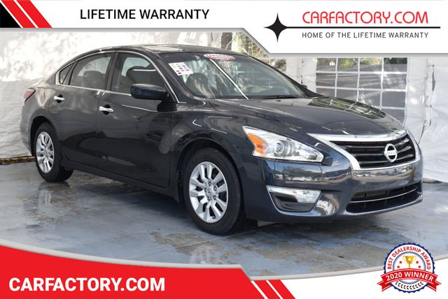 7aed61f8a6 2015 Used Nissan Altima 4dr Sedan I4 2.5 S at Car Factory Outlet ...