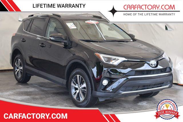 2017 Toyota Rav4 Xle Fwd 18070730 Video 1