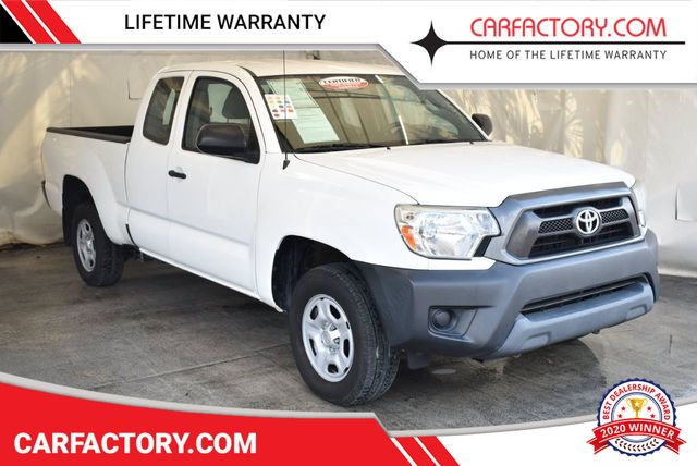 Toyota Tacoma Access Cab >> 2015 Used Toyota Tacoma 2wd Access Cab I4 At At Car Factory Outlet Serving Miami Dade Broward Palm Beach Collier And Monroe County Fl Iid