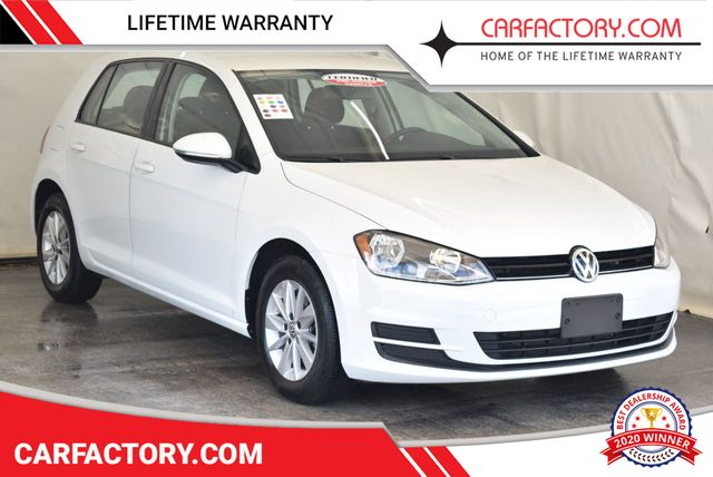 2016 Volkswagen Golf Tsi 2dr Hatchback Manual 18078932 Video 1