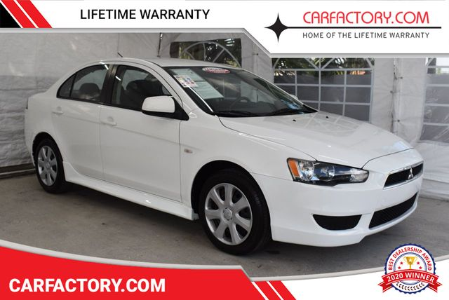 Used Mitsubishi Lancer >> 2013 Used Mitsubishi Lancer Es At Car Factory Outlet Serving Miami