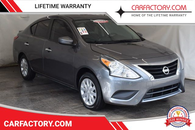 Used Nissan Versa >> 2016 Used Nissan Versa 4dr Sedan Automatic 1 6 S At Car Factory Outlet Serving Miami Dade Broward Palm Beach Collier And Monroe County Fl Iid