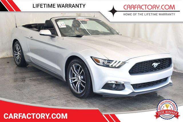 2017 Ford Mustang Ecoboost Premium Convertible 18157152 Video 1