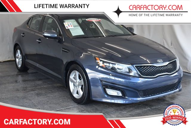 2017 Kia Optima 4dr Sedan Lx 18180322 Video 1