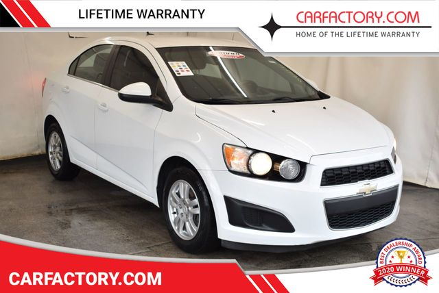 2013 Used Chevrolet Sonic 4dr Sedan Automatic Lt At Car Factory Outlet Serving Miami Dade Broward Palm Beach Collier And Monroe County Fl Iid