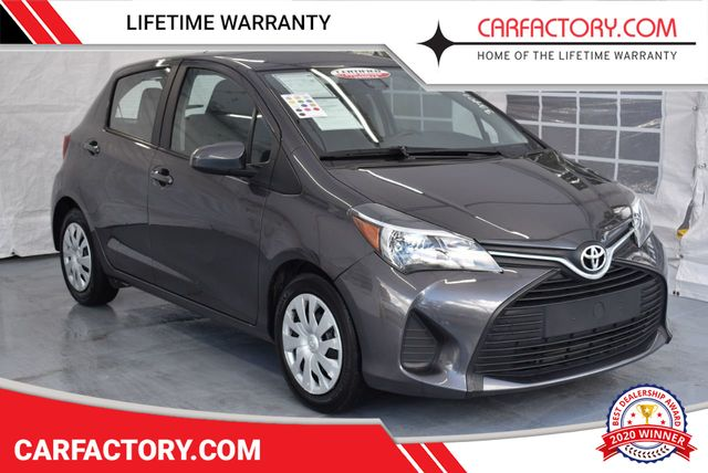 2017 Toyota Yaris 18268246 Video 1