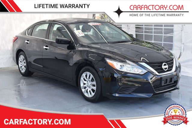 2016 Used Nissan Altima 2 5 SEDAN 4 DR at Car Factory Outlet Serving  Miami-Dade, Broward, Palm Beach, Collier and Monroe County, FL, IID 18290858