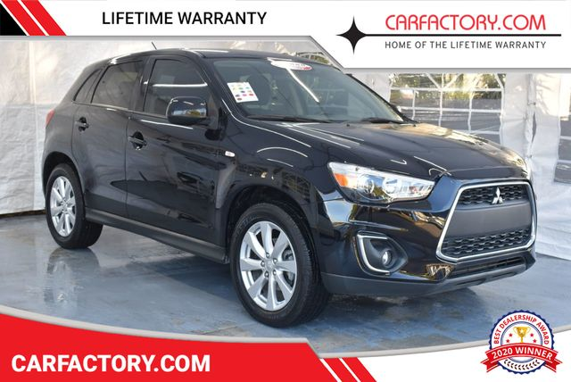 2015 Used Mitsubishi Outlander Sport 2WD 4dr CVT 2 4 ES at Car Factory  Outlet Serving Miami-Dade, Broward, Palm Beach, Collier and Monroe County,  FL,