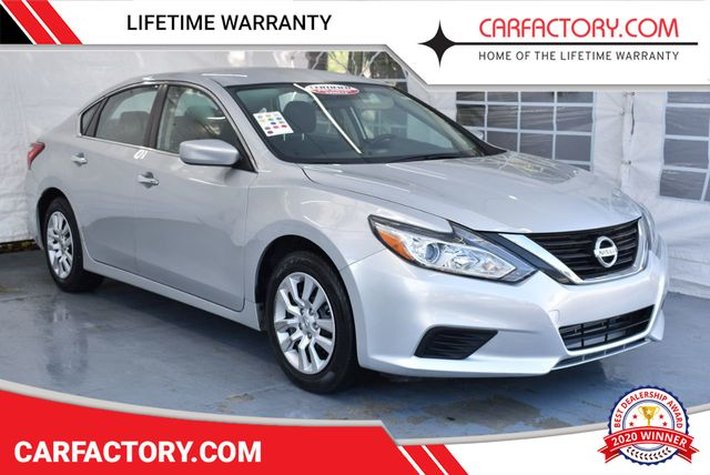 2017 Nissan Altima 2 5 S 18319313 Video 1