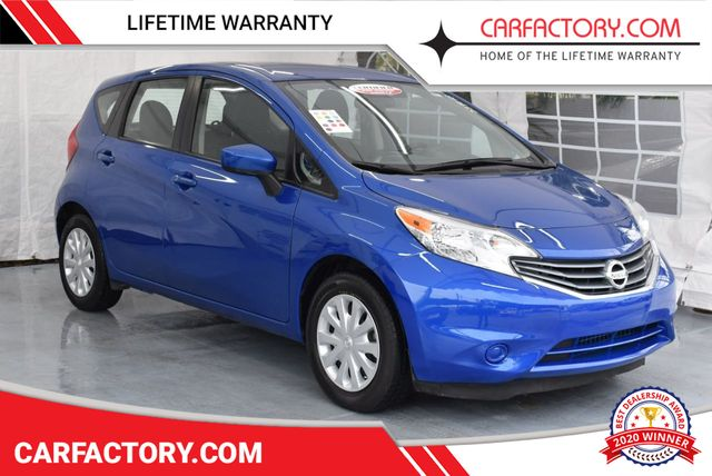 2016 Used Nissan Versa Note 5dr Hatchback CVT 1 6 SL at Car Factory Outlet  Serving Miami-Dade, Broward, Palm Beach, Collier and Monroe County, FL, IID