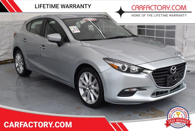 Mazda 3 Hatchback Used >> 2017 Used Mazda Mazda3 5 Door Sport Automatic At Car Factory Outlet