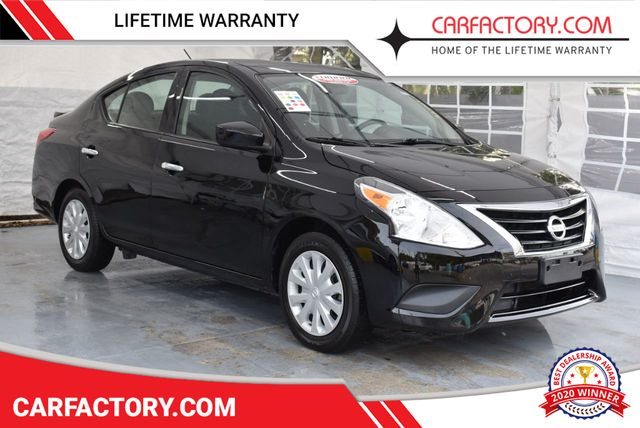 Used Nissan Versa >> 2016 Used Nissan Versa 4dr Sedan Cvt 1 6 Sv At Car Factory Outlet Serving Miami Dade Broward Palm Beach Collier And Monroe County Fl Iid 18359551
