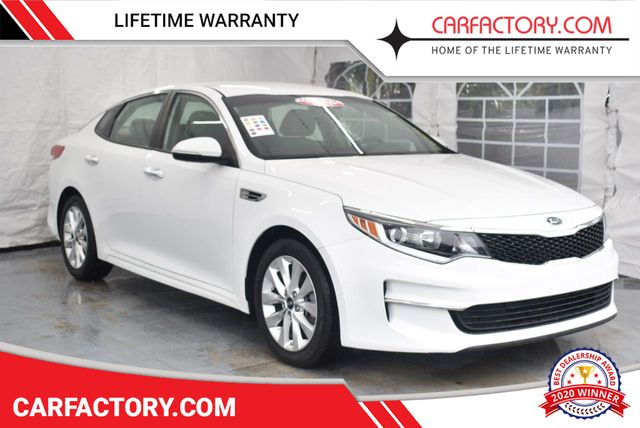2016 Kia Optima 4dr Sedan Lx 18387265 Video 1