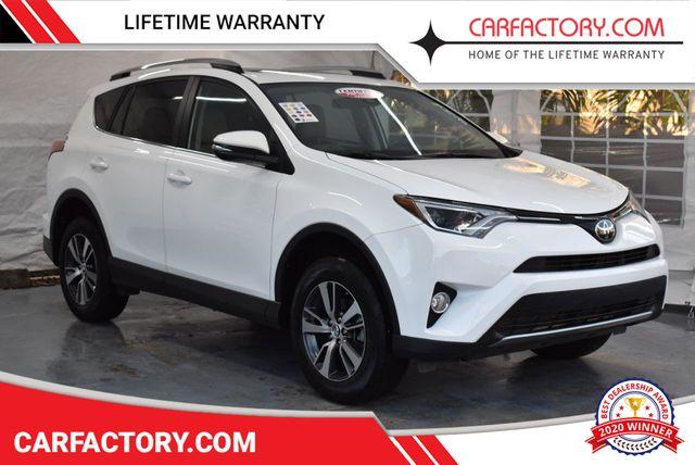 2018 Toyota Rav4 Le Awd 18415834 Video 1