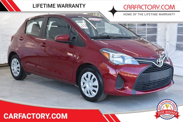 2017 Toyota Yaris Se 18415837 Video 1