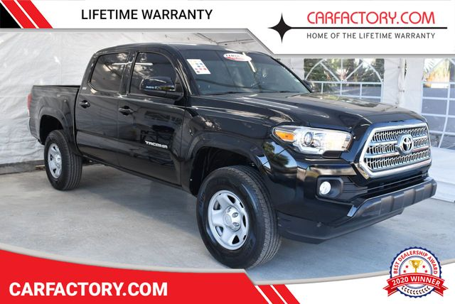 2017 Used Toyota Tacoma At Car Factory Outlet Serving Miami Dade Broward Palm Beach Collier And Monroe County Fl Iid 18423355