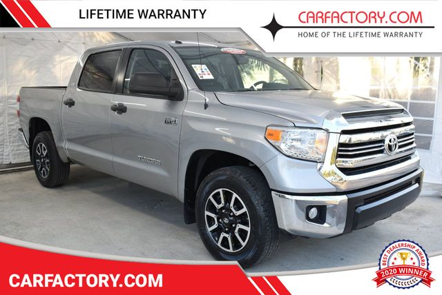 2016 Used Toyota Tundra CREW PICKUP at Car Factory Outlet Serving  Miami-Dade, Broward, Palm Beach, Collier and Monroe County, FL, IID 18497677