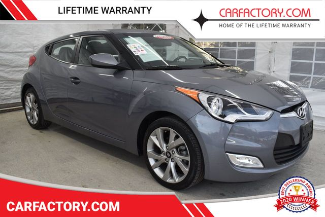 2017 Used Hyundai Veloster Base COUPE 3 DR at Car Factory Outlet Serving  Miami-Dade, Broward, Palm Beach, Collier and Monroe County, FL, IID 18574905