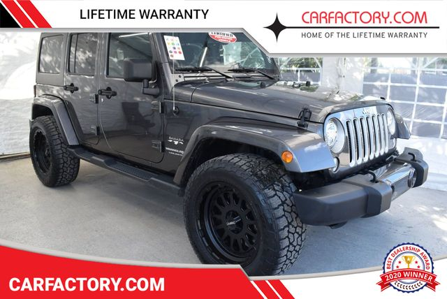 5ad504cd 2018 Used Jeep Wrangler JK Unlimited at Car Factory Outlet Serving ...