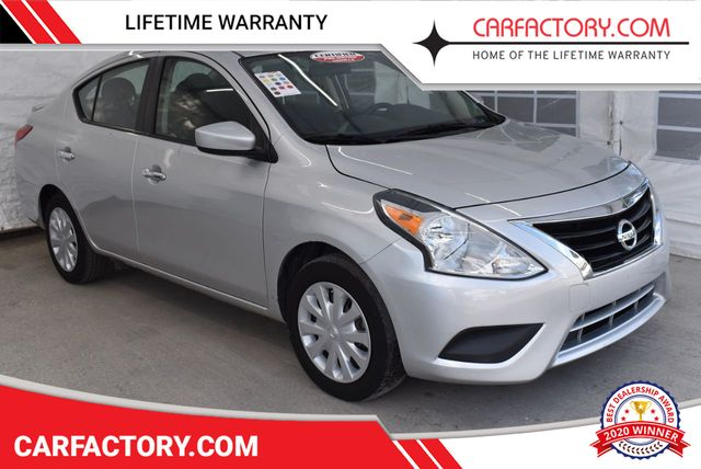 Used Nissan Versa >> 2016 Used Nissan Versa Sv Sedan 4dr At Car Factory Outlet Serving Miami Dade Broward Palm Beach Collier And Monroe County Fl Iid 18592297