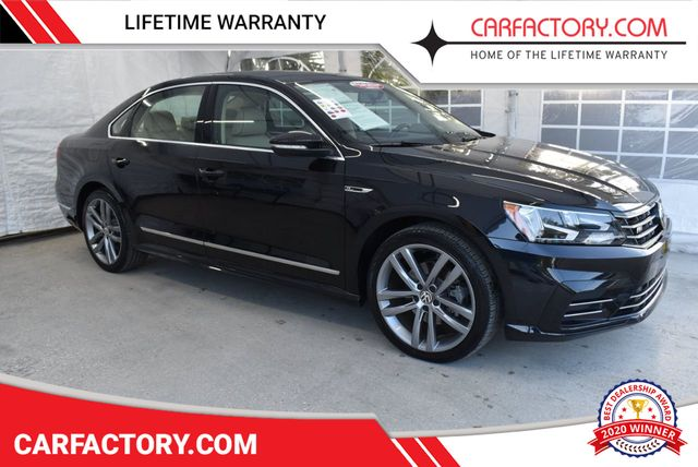 Used Volkswagen Passat >> 2017 Used Volkswagen Passat R Line W Comfort Pkg Automatic At Car Factory Outlet Serving Miami Dade Broward Palm Beach Collier And Monroe County