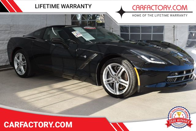 Used Corvette Stingray >> 2017 Used Chevrolet Corvette 2dr Stingray Coupe W 3lt At Car Factory Outlet Serving Miami Dade Broward Palm Beach Collier And Monroe County Fl