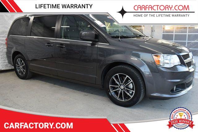 2017 Dodge Grand Caravan Sxt Wagon 18676010 Video 1