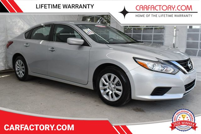 Nissan Dealer Miami >> 2018 Used Nissan Altima Sv Sedan At Car Factory Outlet Serving Miami Dade Broward Palm Beach Collier And Monroe County Fl Iid 18676071