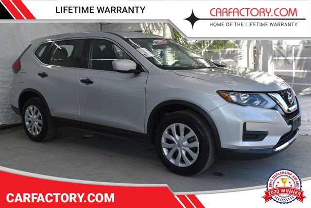 2017 Used Nissan Rogue 4 DOOR WAGON/SPORT UTILITY at Car Factory Outlet  Serving Miami-Dade, Broward, Palm Beach, Collier and Monroe County, FL, IID