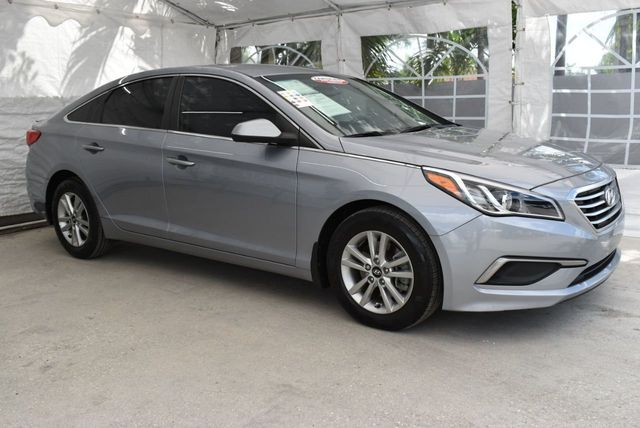 2016 Used Hyundai Sonata At Car Factory Outlet Serving Miami Dade Broward Palm Beach Collier And Monroe County Fl Iid 18712708