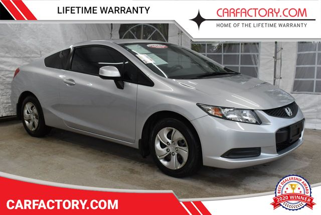 Used Honda Civic Coupe >> 2013 Used Honda Civic Coupe Lx Coupe At Car Factory Outlet Serving Miami Dade Broward Palm Beach Collier And Monroe County Fl Iid 18864012