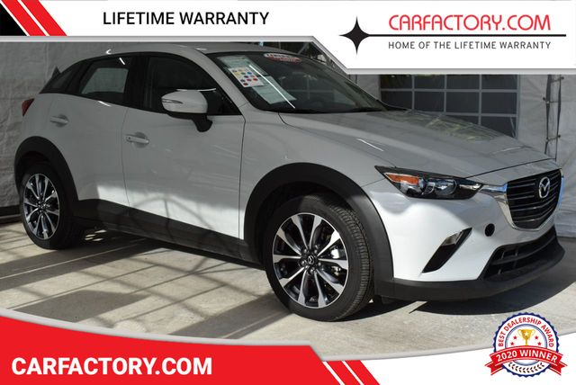 2019 Used Mazda Cx 3 Touring Fwd Wagon 4 Dr At Car Factory Outlet Serving Miami Dade Broward Palm Beach Collier And Monroe County Fl Iid 18864034