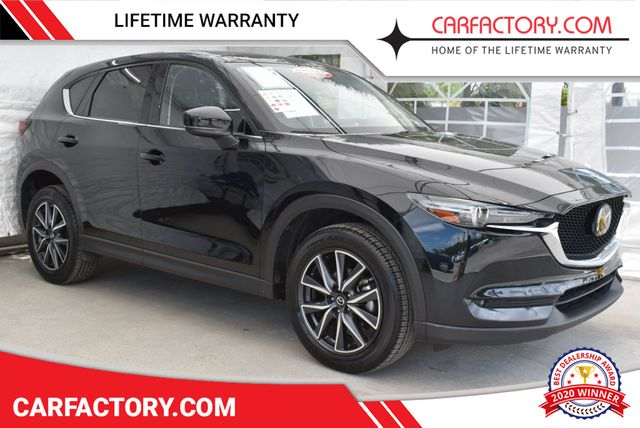 Used Mazda Cx-5 >> 2018 Used Mazda Cx 5 Grand Touring Fwd 4 Door Wagon Sport Utility At