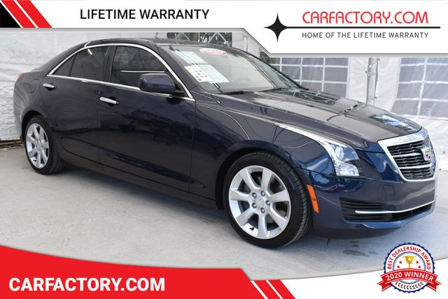 Cadillac Ats Sedan >> 2016 Used Cadillac Ats Sedan 4dr Sedan 2 0l Standard At Car Factory Outlet Serving Miami Dade Broward Palm Beach Collier And Monroe County Fl Iid